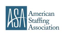 ASA : American Staffing Association