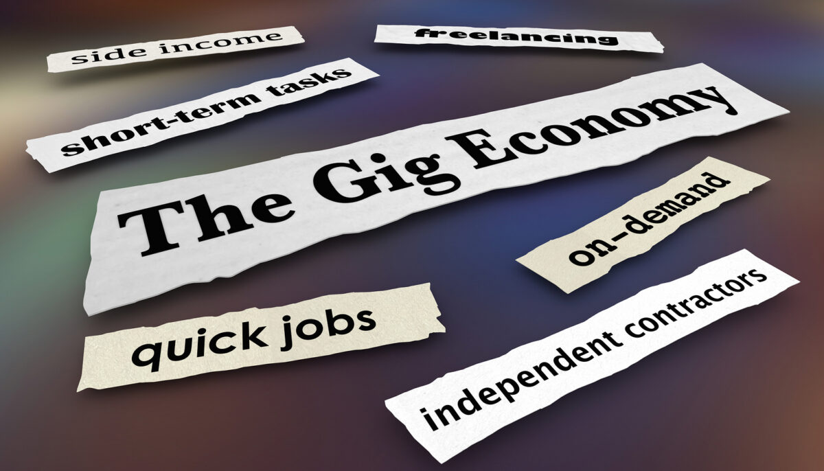 Problems in the Gig Economy?