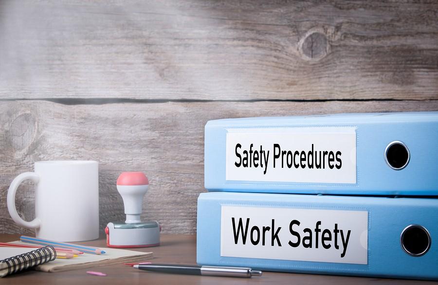 Safety Procedures, Work Safety