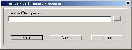 TemplsPlus Timecard Processor