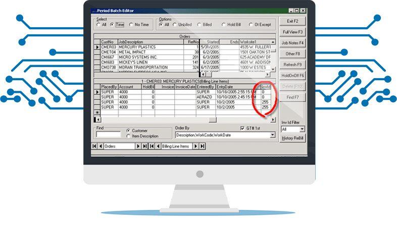 Invoice ID