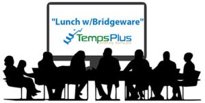 staffing software training and support webinar