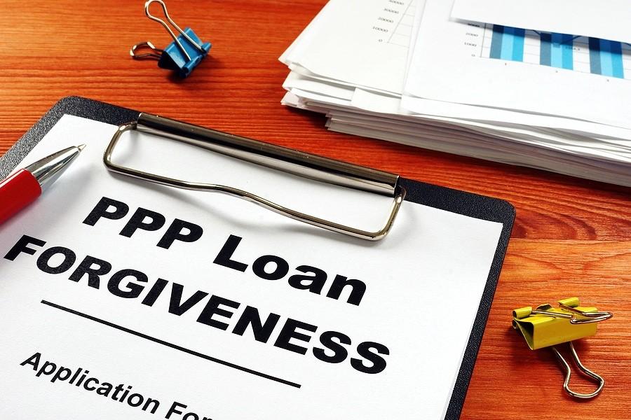 Paycheck Protection Program Ppp Loan Forgiveness Application